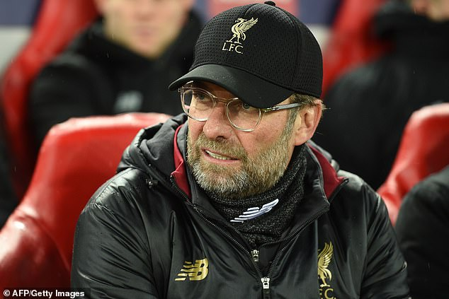 Jurgen Klopp feels Liverpool have the perfect chance to strike back against Manchester United