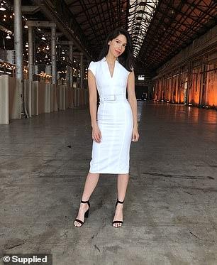 Maintenant, Eko Luv loue des vêtements aux amateurs de mode, réduisant ainsi l'empreinte carbone des gens
