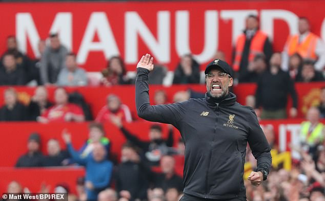 Jurgen Klopp has had an impressive year at Liverpool and they could yet win the league title