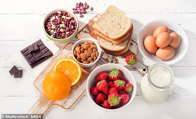 What doesn't kill you: National Allergy Center in California is treating food allergies by feeding people tiny and gradually larger amounts of things they can't eat, like peanuts, eggs, wheat, strawberries, milk and more. The treatment shows promise - but can cause anaphylactic shock