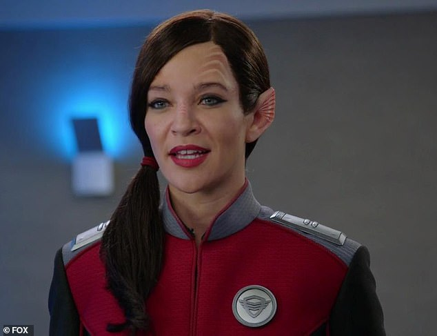 Leighton Meester guest-starring soon! Jessica currently plays sassy Xelayan security chief Lieutenant Talla Keyali in the 14-episode second season of sci-fi dramedy The Orville, which airs Thursdays on Fox