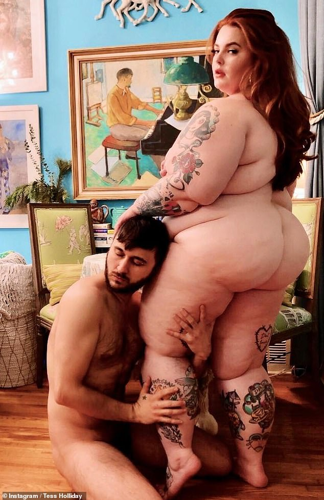Risque! Last month, the model posted a photo with her friendBrad Walsh that saw the pair posing nude while Tess had her backside to the camera while Brad rested his head on her leg