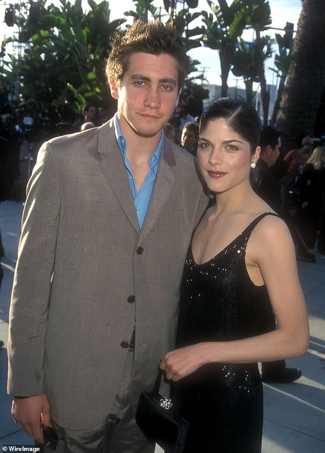 Throwback: The actress said she wanted to make an appearance at the event to remember the first time she attended the Vanity Fair Oscars party with Jake Gyllenhaal in 2000