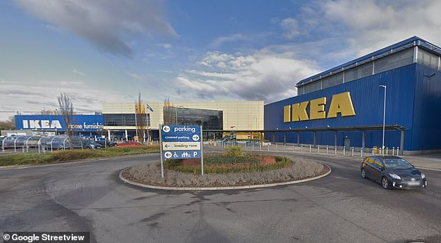 An Ikea store in Brent is in an area with dangerously high levels of pollution ¿ the store on the North Circular Road has an average of102.1ug/m3 of NO2, more than double the target 40ug/m3