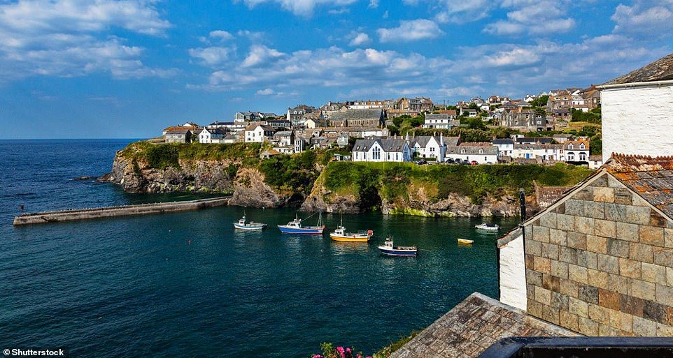 The TV-themed tour calls in at Port Isaac, the Cornwall fishing village made famous by Doc Martin