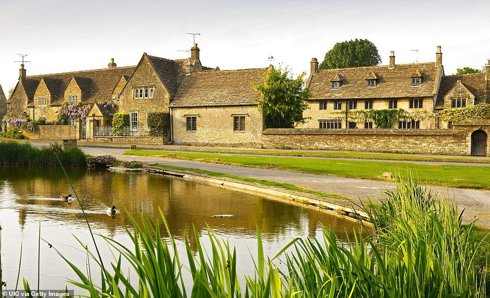 If you're hooked to Sky One's comedy crime drama Agatha Raisin, there's a chance to slink through the picturesque Cotswold village of Biddestone where the series is set, during the TV tour