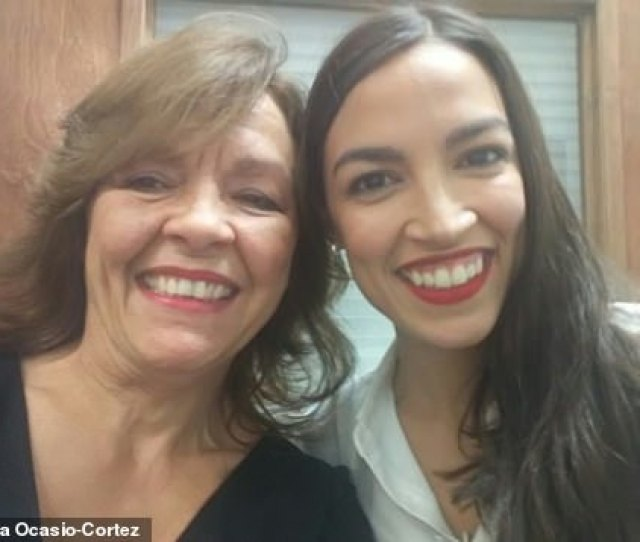 U S Rep Alexandria Ocasio Cortezs Mother Mrs Blanca Ocasio Cortez Has Spoken Exclusively