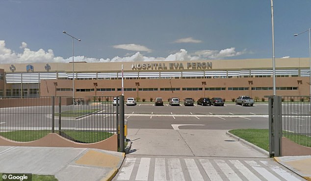 An 11-year-old girl who was in her 23rd week of pregnancy gave birth to a boy Wednesday at Eva Perón Hospital in the northwest Argentine province of Tucumán
