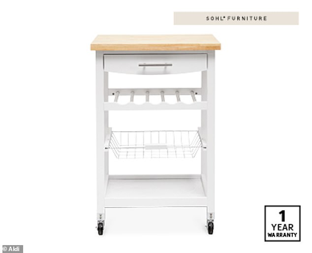 The 2019 update has been made to fit smaller kitchens and the price has been reduced from $149 to $69