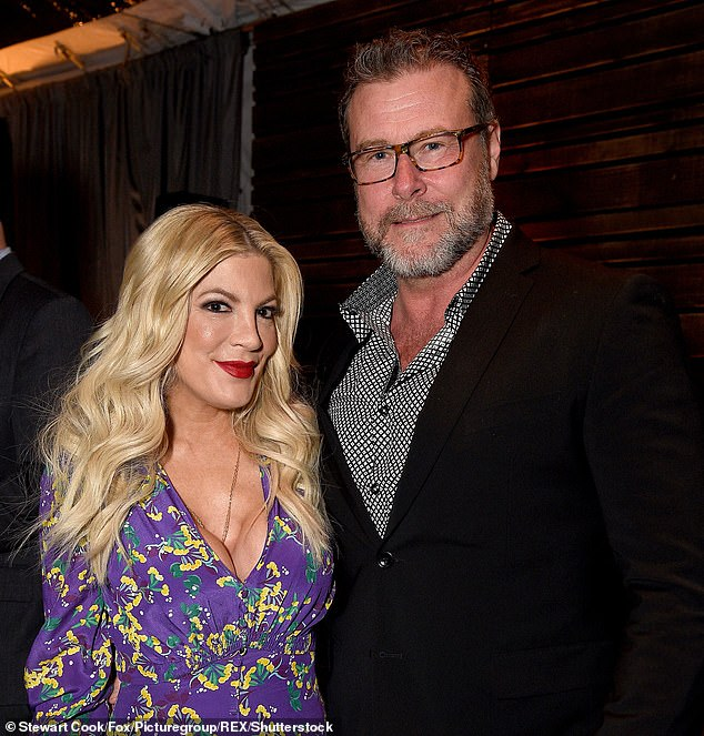 More financial problems: Tori Spelling and Dean McDermott were served with an order of examination earlier this month in regards to their case against City National Bank