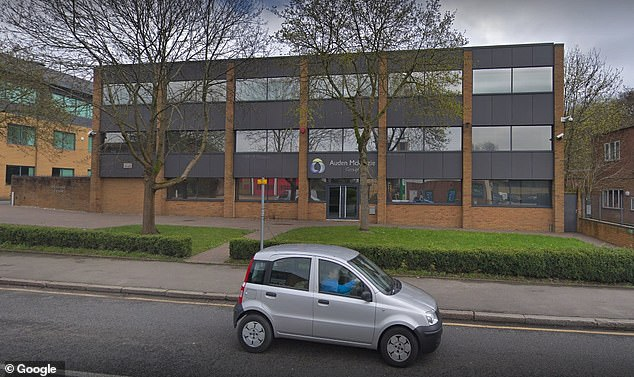 Auden Mckenzie, headquartered in Ruislip, London (pictured), allegedly paid another company to not sell its own product so Auden Mckenzie could charge more. The company has not yet responded to the claims