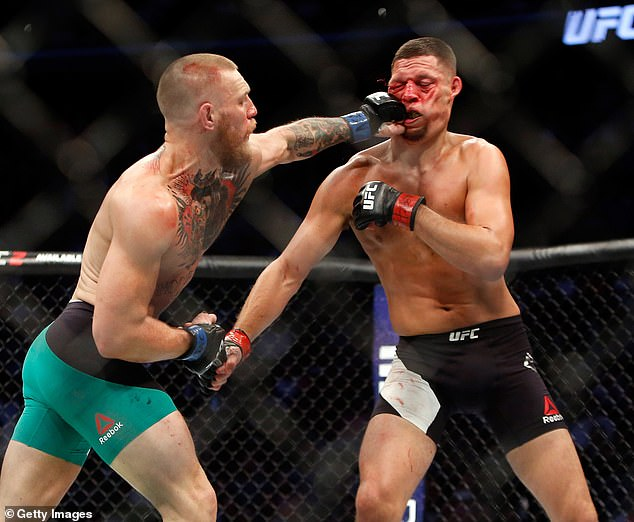 He would eventually win the rematch against Diaz to relaunch his career in the octagon