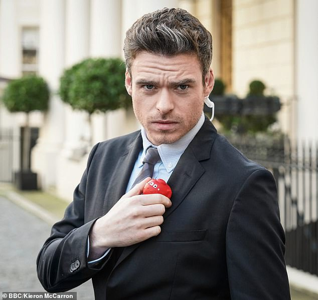 Richard Madden is among the favourites to become the next James Bond