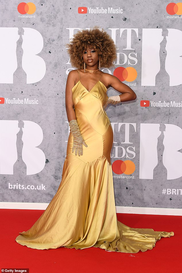 Ms Eggerue was recently pictured at the Brit Awards, and hasalso appeared on This Morning and has guest-edited the Today show