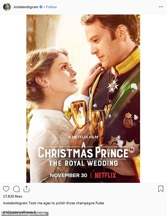 Netflix S A Christmas Prince Is Returning This Holiday Season With