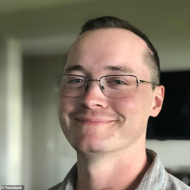 A year on from the attack and Lovell has 'unplugged' from gaming and got rid of his beard. 'I will always love gaming, but it was time to get back on my feet and unplug for awhile,' he said