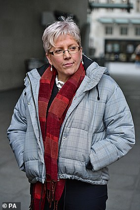 Carrie Gracie became a key figure within the BBC as the driving force behind initiating change at the corporation