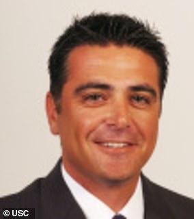 Ali Khosroshahin is the head women's soccer coach at USC