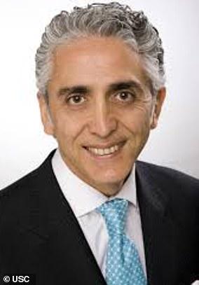 Homa H. Zadeh, a profesor at USC