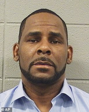 On Saturday he was bailed out of jail when an anonymous donor paid the $161,633 he owed to his ex-wife Andrea Kelly