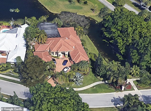 TIME TO RENOVATE: Manafort transferred his Palm Beach Gardens home to his wife, Kathleen, for $10 last year