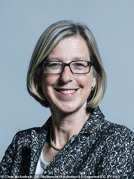 Sarah Newton quit her Department of Work and Pensions job to defy a three-line whip and vote against no-deal Brexit