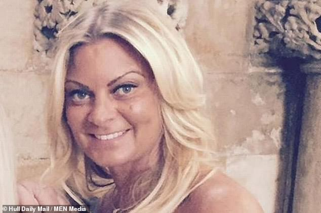 Julie Newman, 44, lost her battle in March after what she believed to be a chest infection turned out to be a lung cancer, 12 years after beating uterus neck cancer