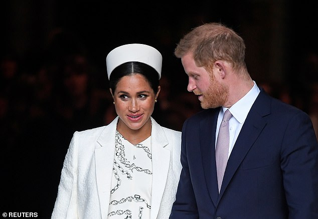 The Duke and Duchess of Sussex are to have their own household, in a split from William and Kate's royal personnel