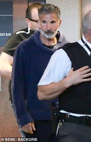 Mossimo Giannulli walking out of court