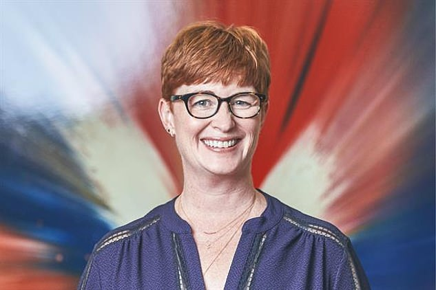 Harry and Meghan have named high-flying PR guru Sara Latham (pictured) - who has worked for Bill and Hillary Clinton - as their new dedicated head of communications