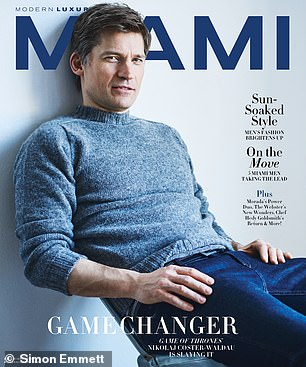 Read the whole interview in Modern Luxury