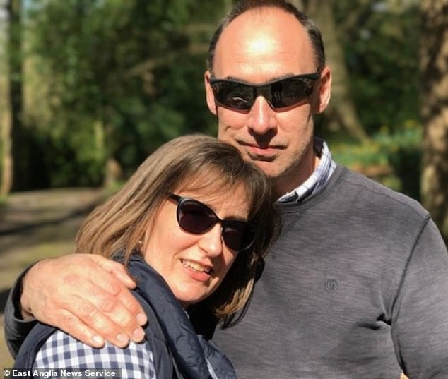 Lisa and Jason Woodcock said they finally complained to police after Tremain allegedly ignored a civil injunction requiring him to stop harassing them