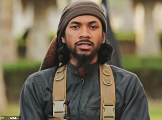 Australian-born ISIS terrorist Neil Prakash has been sentenced to more than seven years jail