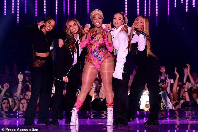 Nicki Minaj has announced that her concert in Dublin has been canceled