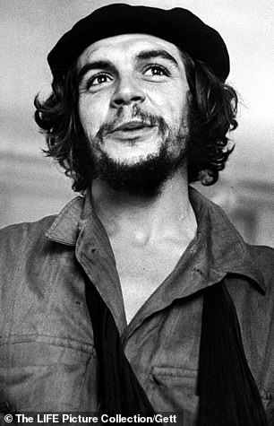 Che Guevara (oldest of five)
