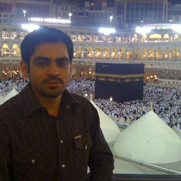 A spokesman for Pakistan's Ministry of Foreign Affairs confirmed that five Pakistani citizens are missing (pictured: missing personSyed Jahandad Ali)
