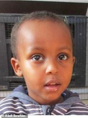 Mucad Ibrahim (pictured) has sadly died, his family have confirmed