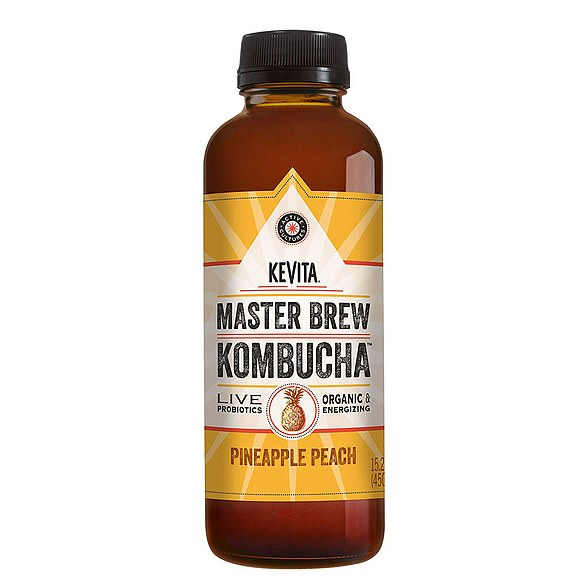 This excellent kombucha has caffeine to provide a similar kick to coffee