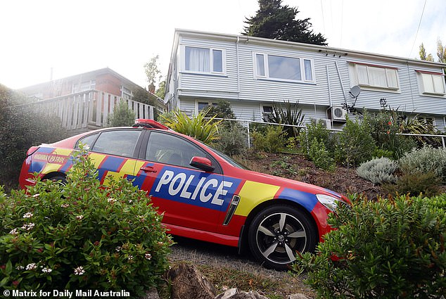 Police swarmed the home on Friday hours after Tarrant recorded himself gunning down dozens of innocent victims at a Christchurch mosque