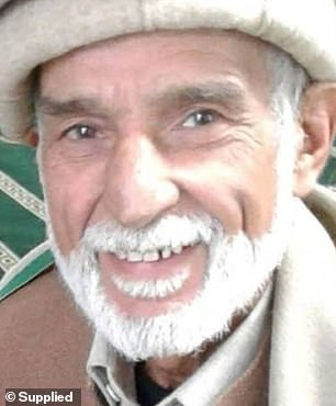 Haji Daoud Nabi (pictured), 71, a father-of-five and retired engineer, moved to New Zealand from Afghanistan in 1977 and set up a new life as one of the 'first Muslims in New Zealand'. He is thought to be among the dead