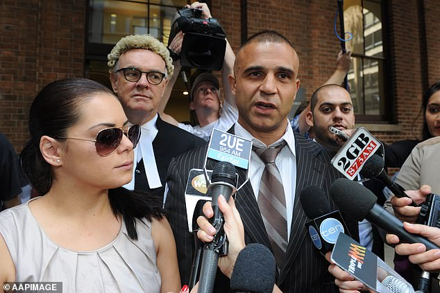 High profile lawyer Adam Houda has called for Fraser Anning to be charged after he took a swipe at a protester who egged him during a press conference