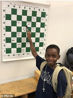 Tani now wants to be the youngest grandmaster New York has ever seen