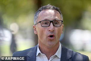 The Greens leader Richard Di Natale said his party will consider pushing for amendments to the Privileges act in order to expel Senator Anning from parliament