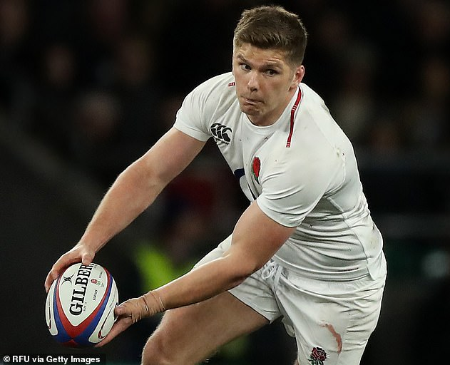 When Farrell has a bad day, England have a bad day, like in the second half against Scotland