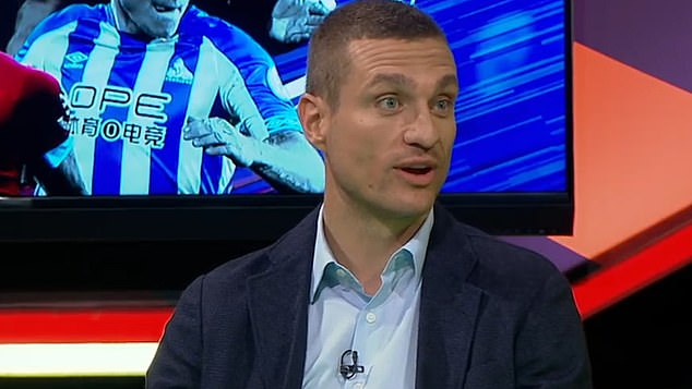Nemanja Vidic thinks that options in midfield are a more pressing issue for his former club