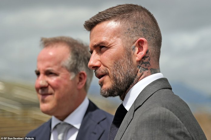 Beckham has been hunting for a home for his MLS franchise and a site has been selected in the city of Miami Freedom Park