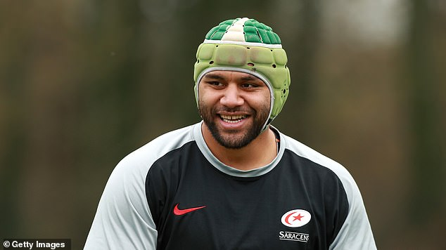 Billy Vunipola (pictured) and Ben Te'o are understood to have apologised to their team-mates
