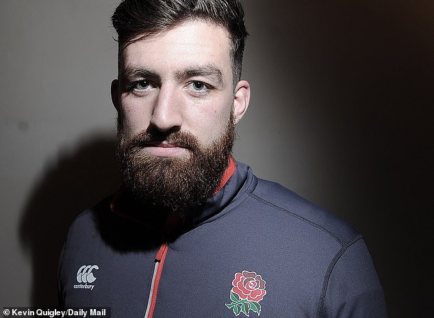 Graham had previously been selected by Eddie Jones for England's training squad