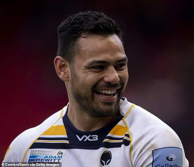 England centre Ben Te'o is being touted around Japan for a move after the World Cup