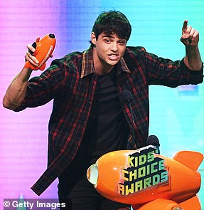Noah Centineo won Favorite Movie Actor for To All the Boys I've Loved Before